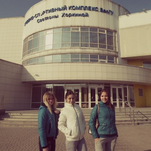 """Конфетти"" на фестивале танца в Белгороде"
